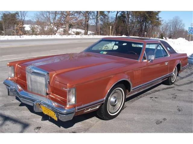 1977 Lincoln Mark V | 678163