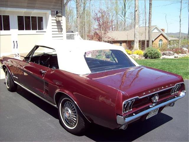1967 Ford Mustang   678165