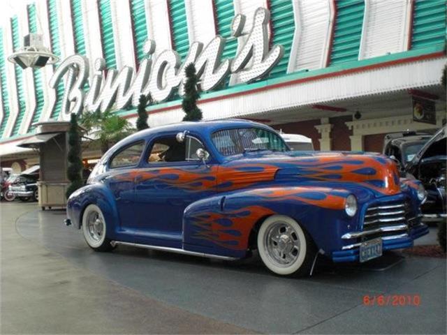 1947 Chevrolet Fleetline   678167
