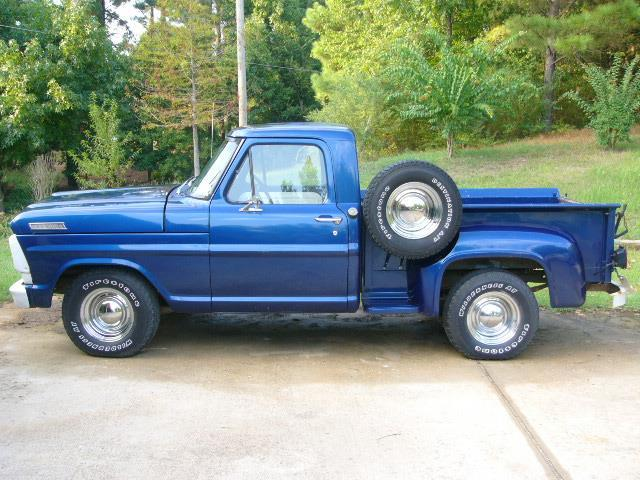1967 Ford F100 | 678179