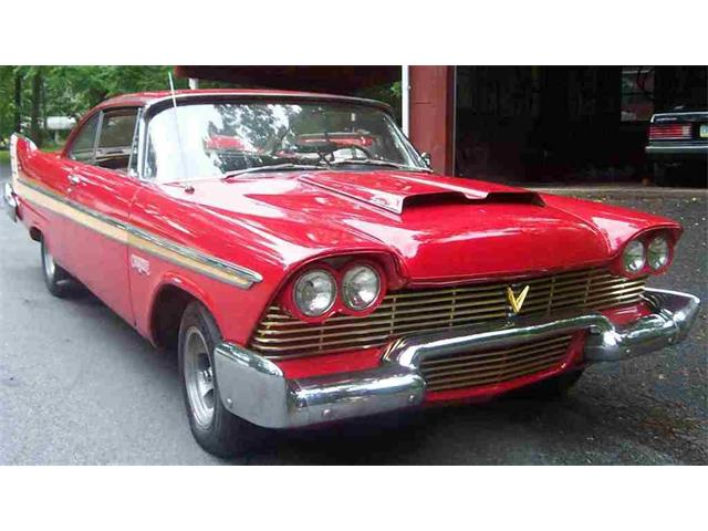 1958 Plymouth Fury | 678180