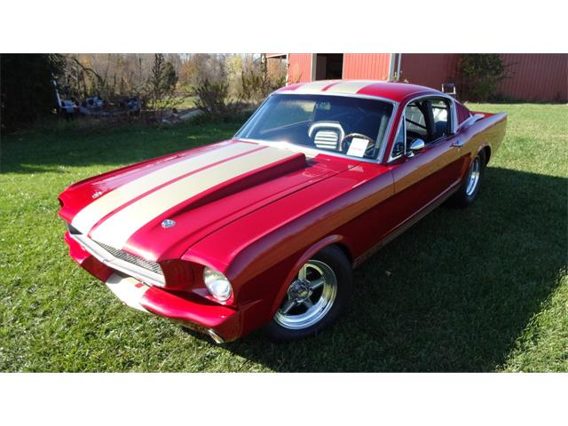 1965 Ford Mustang | 678181