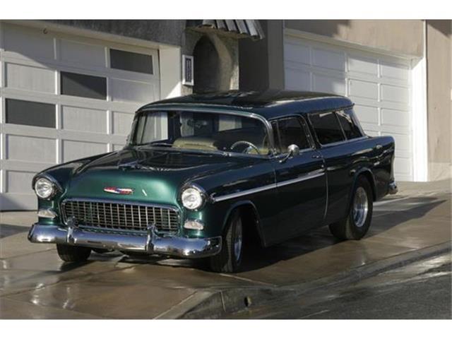 1955 Chevrolet Nomad | 678190