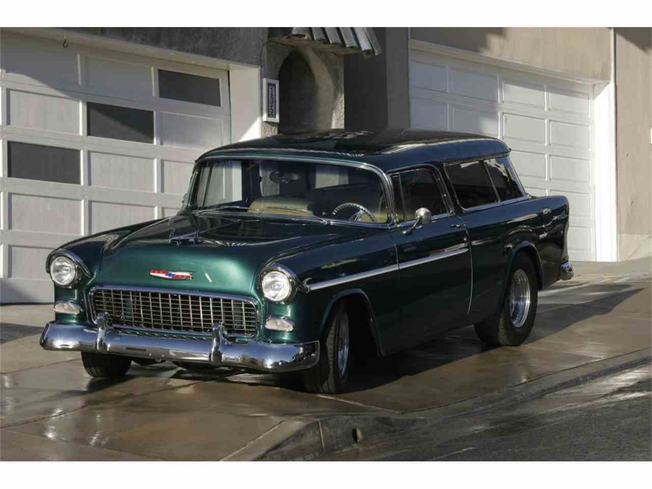 Large Picture of 1955 Nomad located in California - EJAM