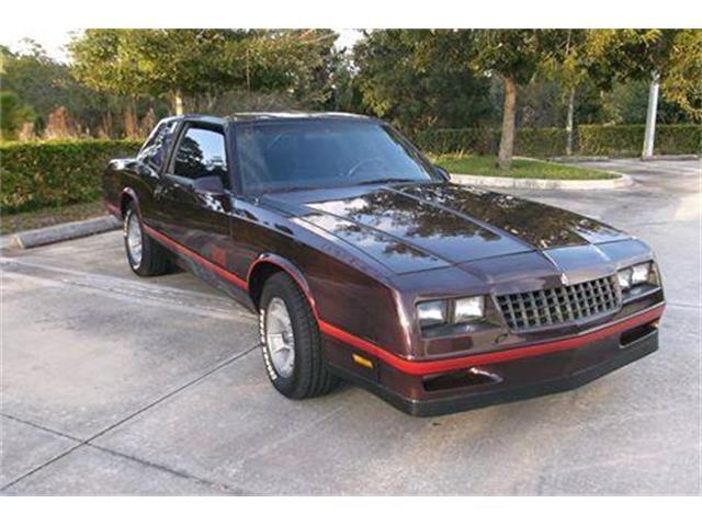 1987 Chevrolet Monte Carlo | 678191