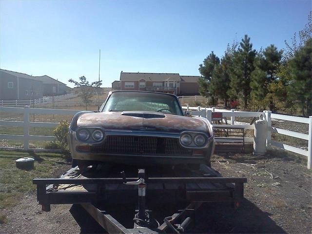1963 Ford Thunderbird | 678200