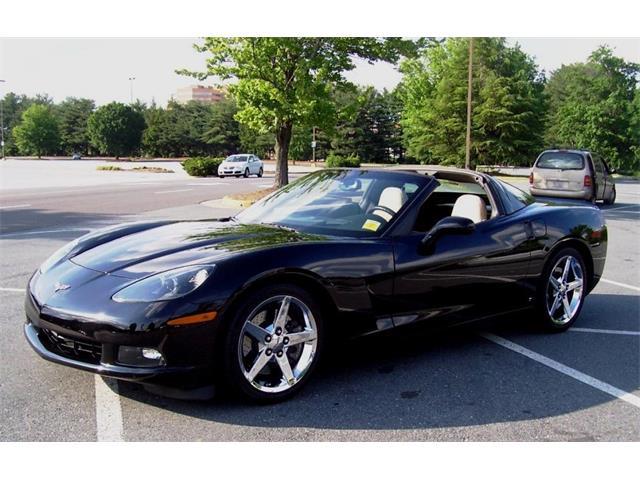 2008 Chevrolet Corvette | 678202
