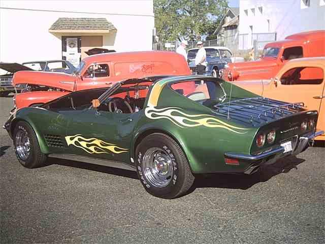 1970 Chevrolet Corvette | 678205