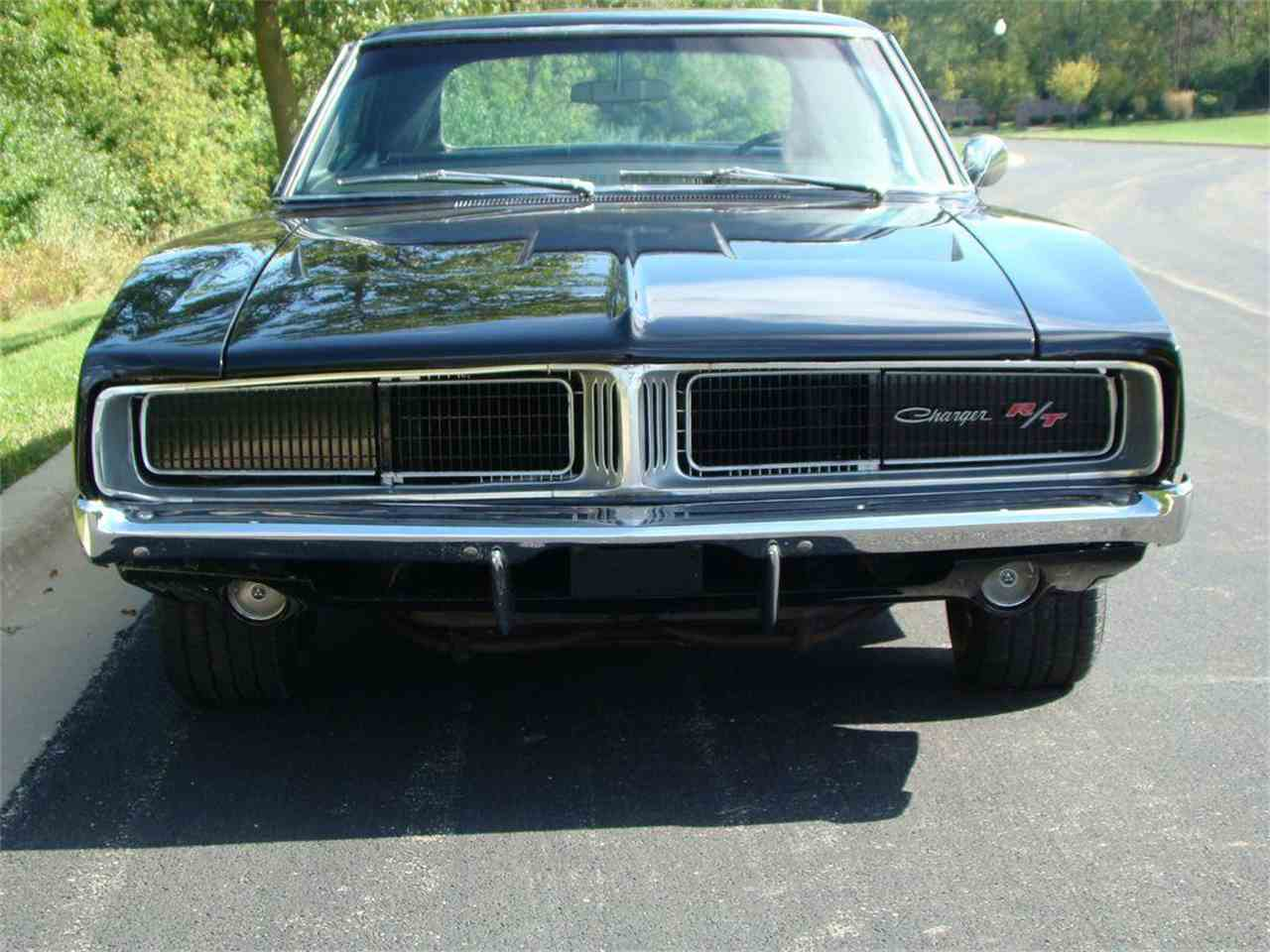 1969 Dodge Charger for Sale  ClassicCarscom  CC678216