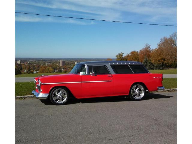 1955 Chevrolet Nomad | 678219