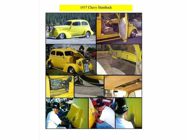 1937 Chevrolet 2-Dr Sedan | 678220