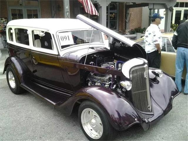 1934 Plymouth Sedan | 678228