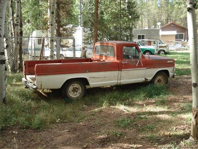 1967 Ford F100 | 678230