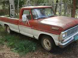 Picture of '67 F100 - EJBQ