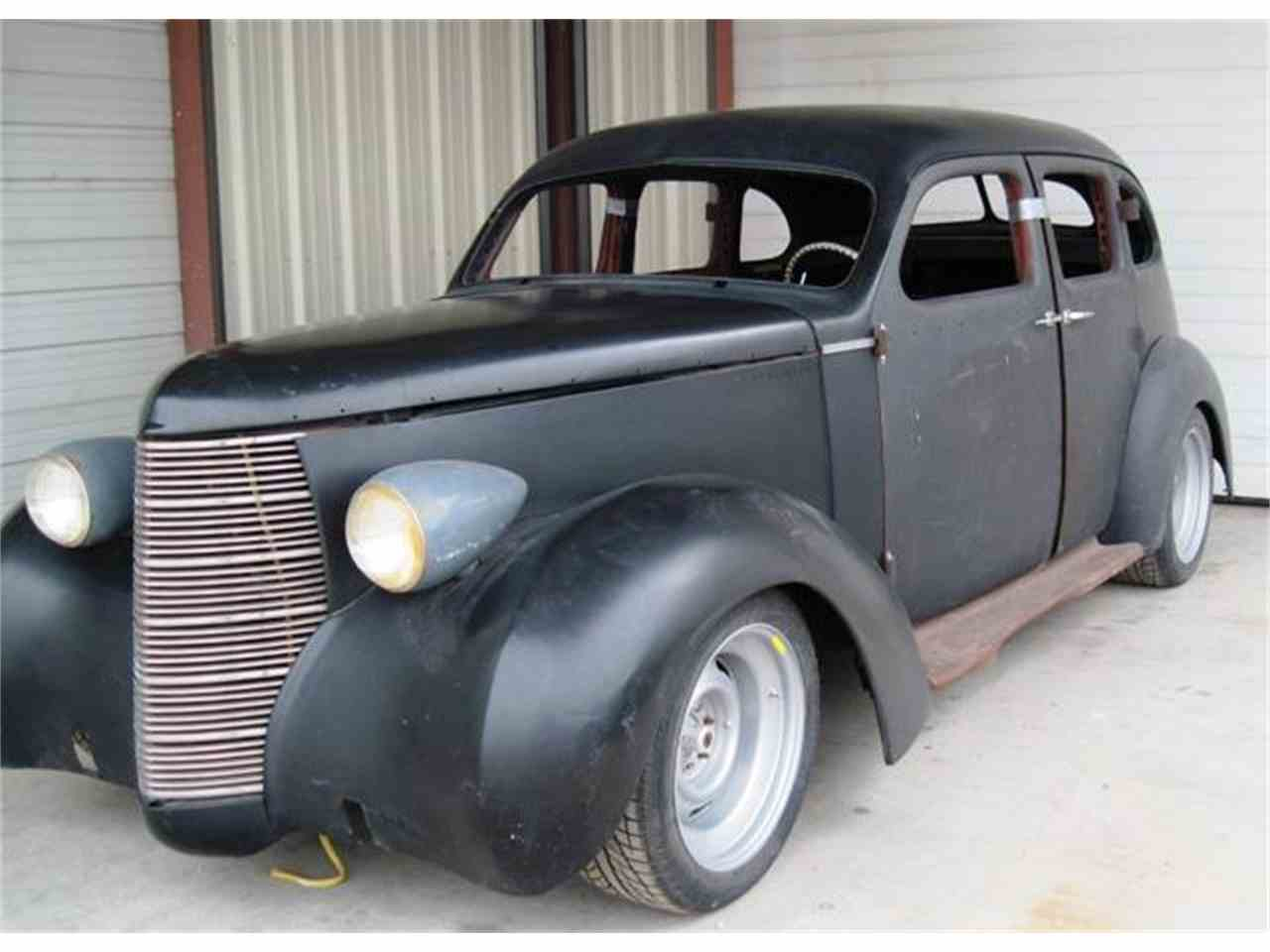 1938 Studebaker Commander for Sale - CC-678231