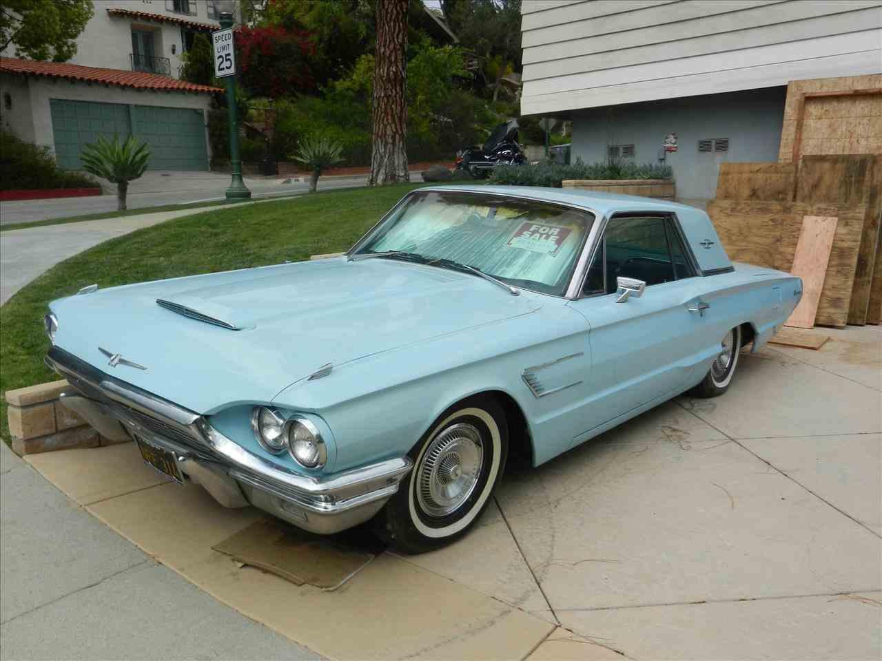1965 Ford Thunderbird for Sale | ClassicCars.com | CC-678233