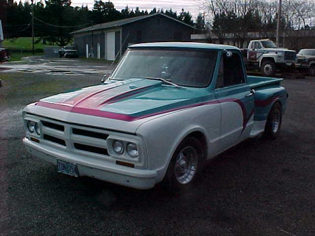1967 Chevrolet C/K 10 | 678242