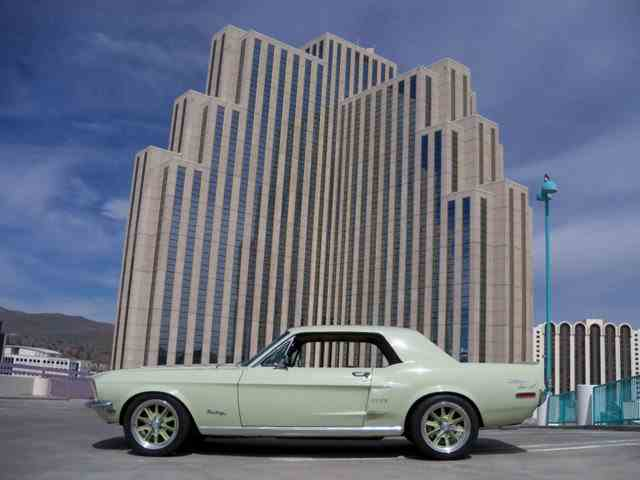 1968 Ford Mustang | 678282