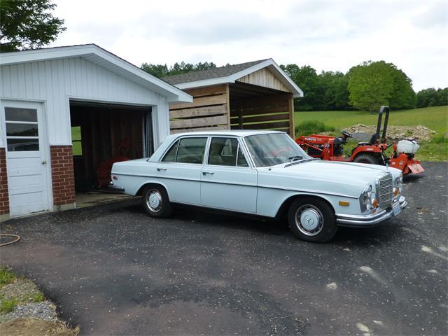 1972 Mercedes-Benz 280SE | 678315