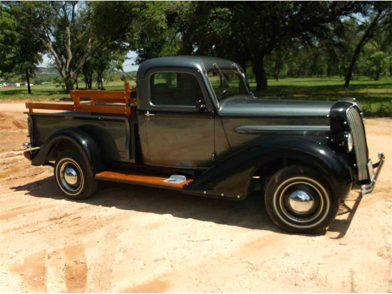 Large Picture of '37 Pickup - EJGH