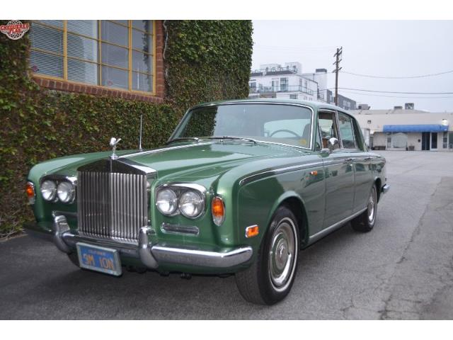 1972 Rolls-Royce Silver Shadow | 678446