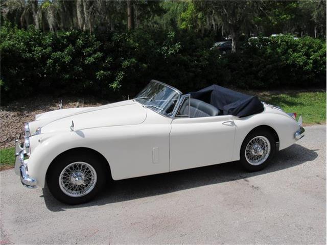 1959 Jaguar XK150 | 678581