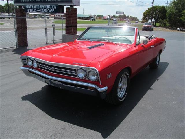 1967 Chevrolet Chevelle | 678590