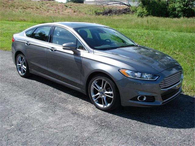 2013 Ford Fusion | 678592