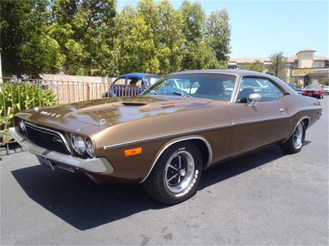 1973 Dodge Challenger | 678616