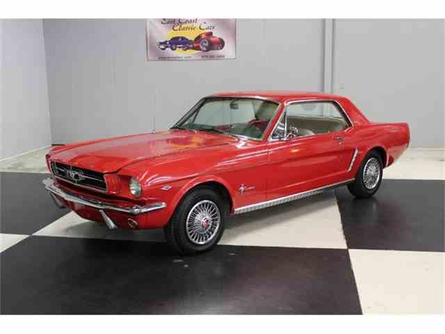 1965 Ford Mustang | 679117