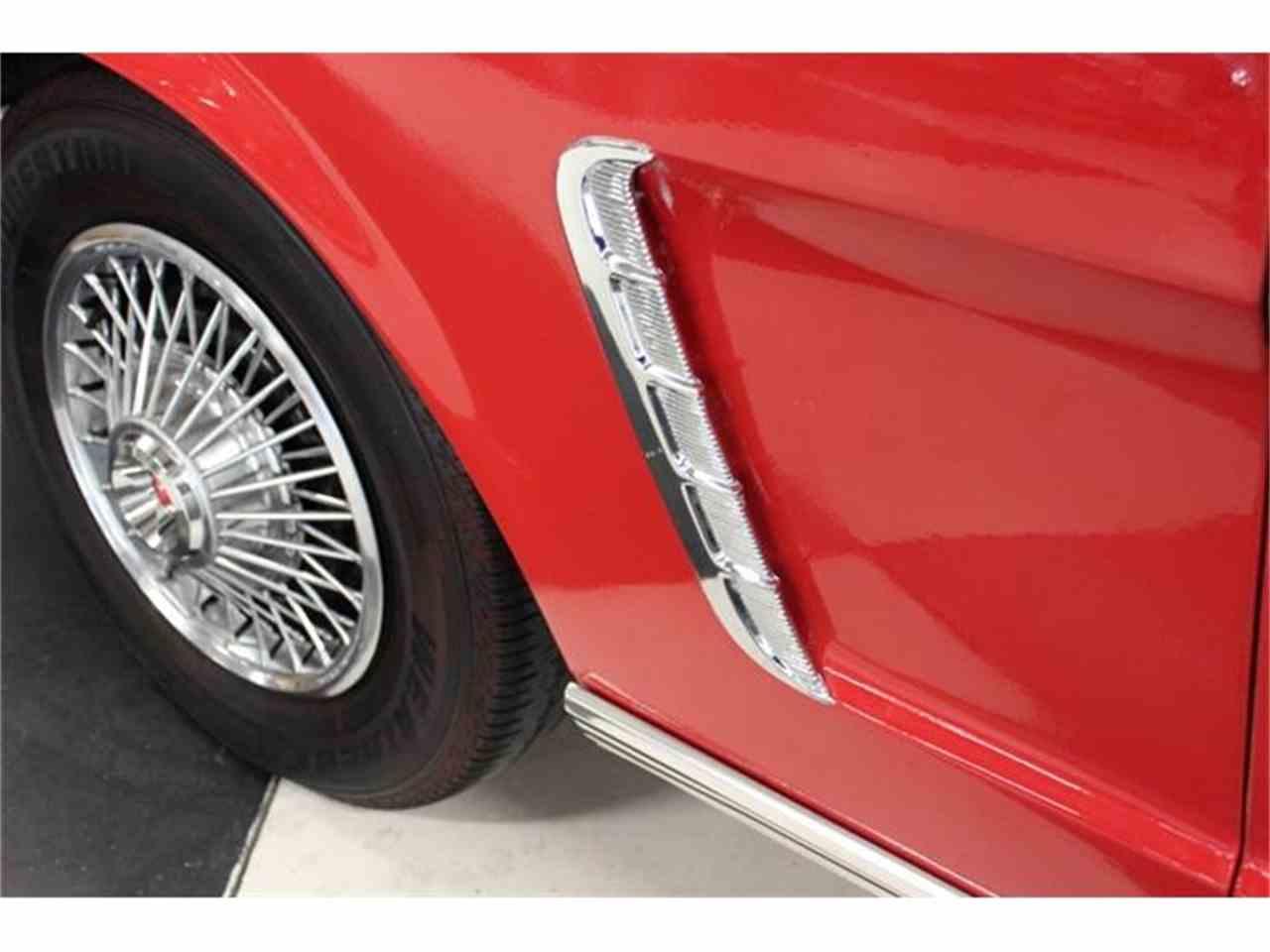 Large Picture of '65 Mustang - EK0D