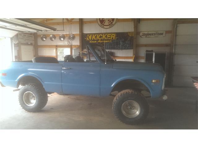 1972 Chevrolet Blazer | 679119