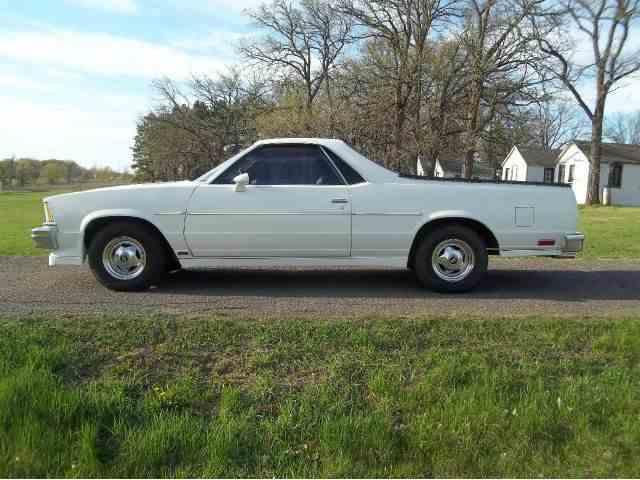 1980 Chevrolet El Camino | 679131