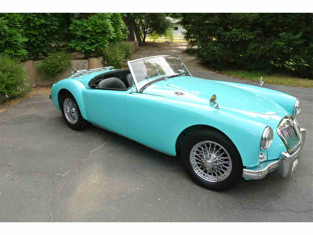 1958 mg mga 1500 for sale cc 679340. Black Bedroom Furniture Sets. Home Design Ideas