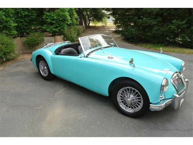 1958 MG MGA 1500 | 679340