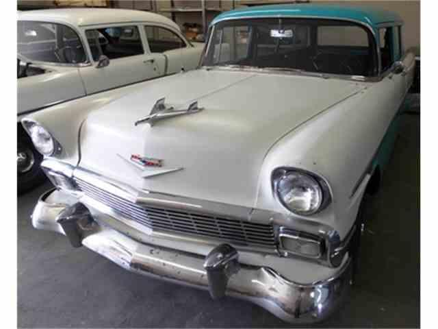1956 Chevrolet Station Wagon | 679342