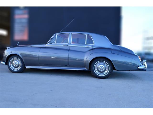 1960 Rolls-Royce Silver Cloud | 679358