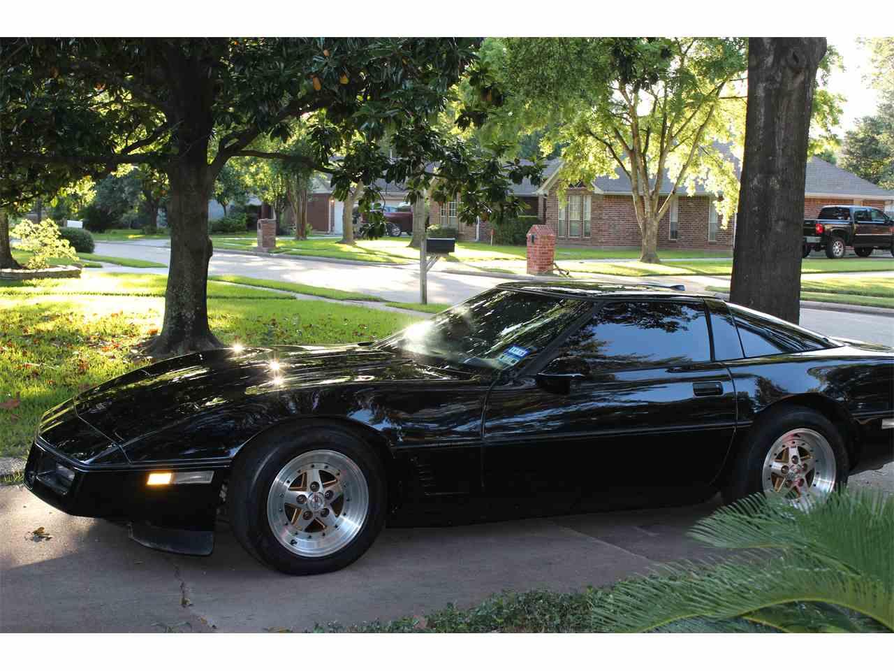 C4 Corvette For Sale Houston Tx: 1987 Chevrolet Corvette For Sale