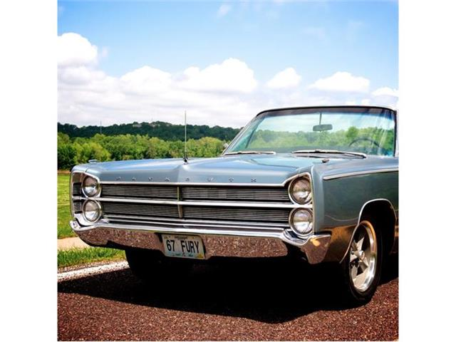 1967 Plymouth Fury | 679479