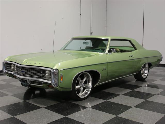 1969 Chevrolet Impala | 679515