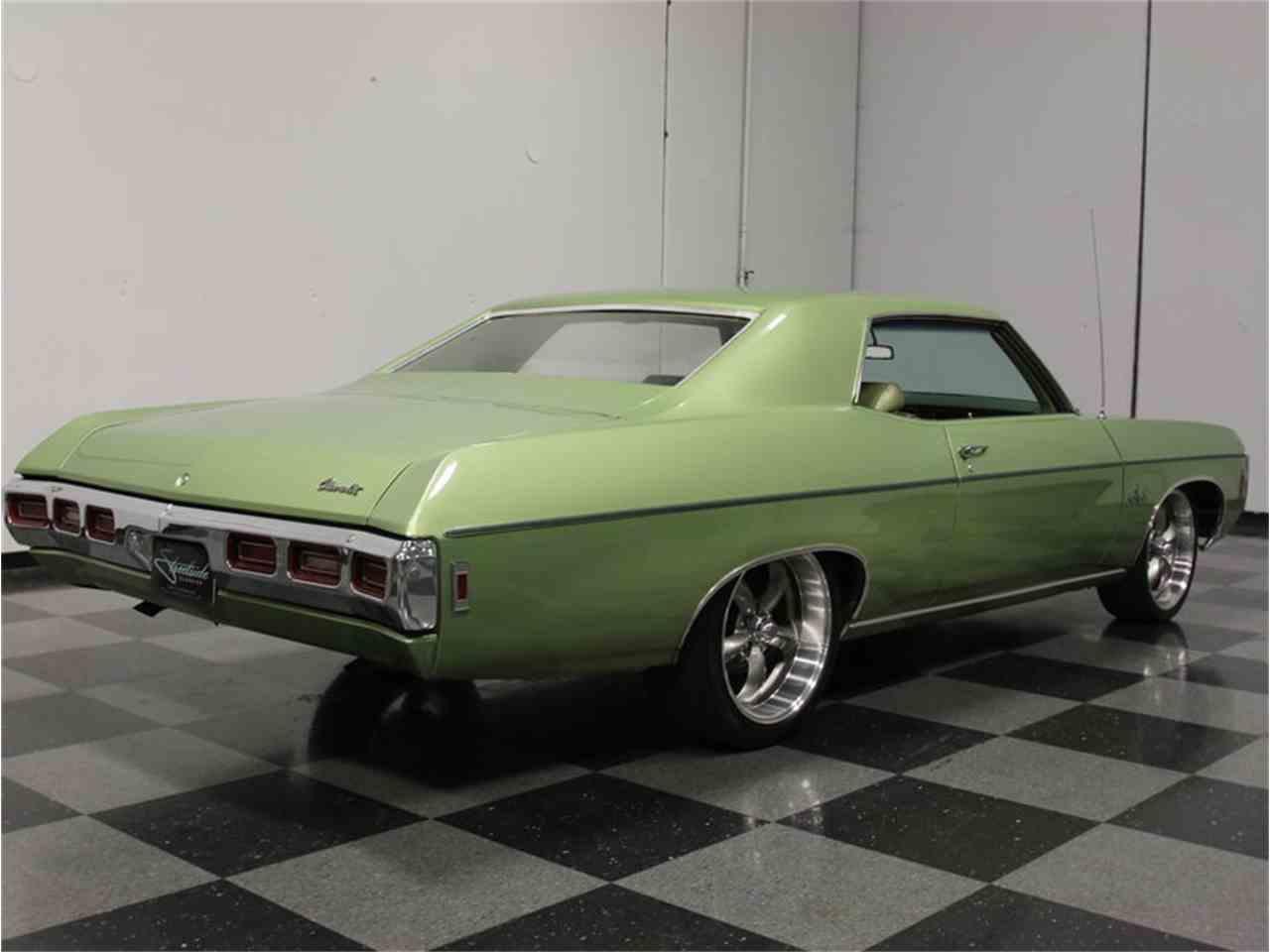 1969 chevrolet impala for sale cc 679515. Black Bedroom Furniture Sets. Home Design Ideas