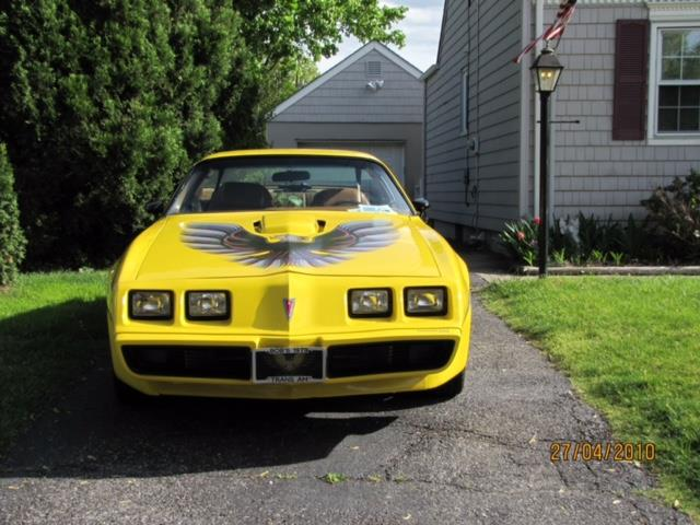 1979 Pontiac Firebird Trans Am | 679540