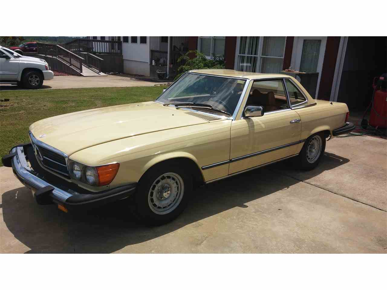 1978 Mercedes-Benz 450SL for Sale - CC-679652