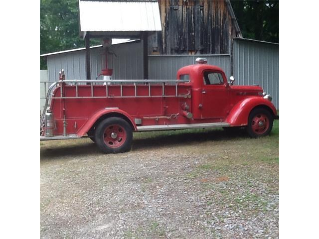 1938 Ford Fire Truck | 679664