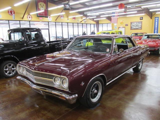 1965 Chevrolet Malibu | 679729