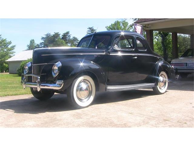 1940 Ford Business Coupe | 679792