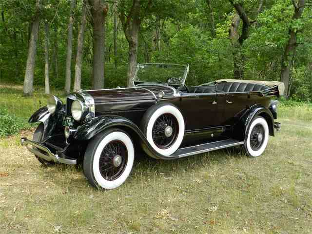1930 Lincoln Model L   679800