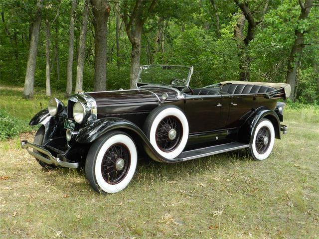 1930 Lincoln Model L | 679800