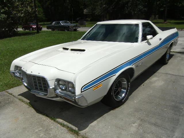 1972 Ford Ranchero | 679809
