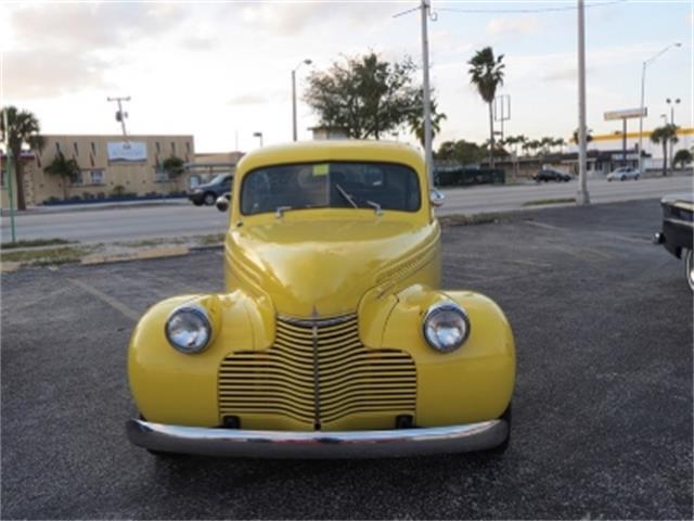 1940 Chevrolet Deluxe   679878